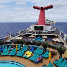 View of Lido from Serenity Deck