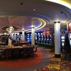 Fortune''s Casino on Celebrity Silhouette