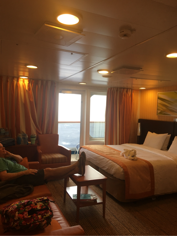 Suite 9205 On Carnival Conquest Category Yu