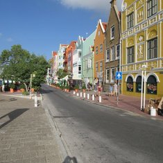 Streets of Curacoa