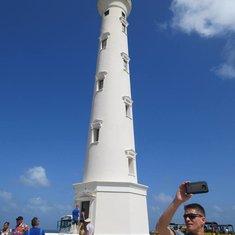 Lightjhouse on Aruba