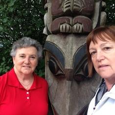 Juneau totem tour