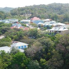 Mahogany Bay, Roatan, Bay Islands, Honduras - Isla Roatan.