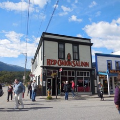Skagway, Alaska - Red Onion - Skagway