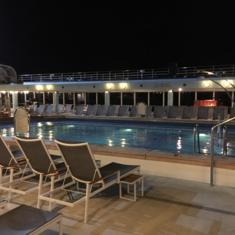 Neptune Pool on Arcadia