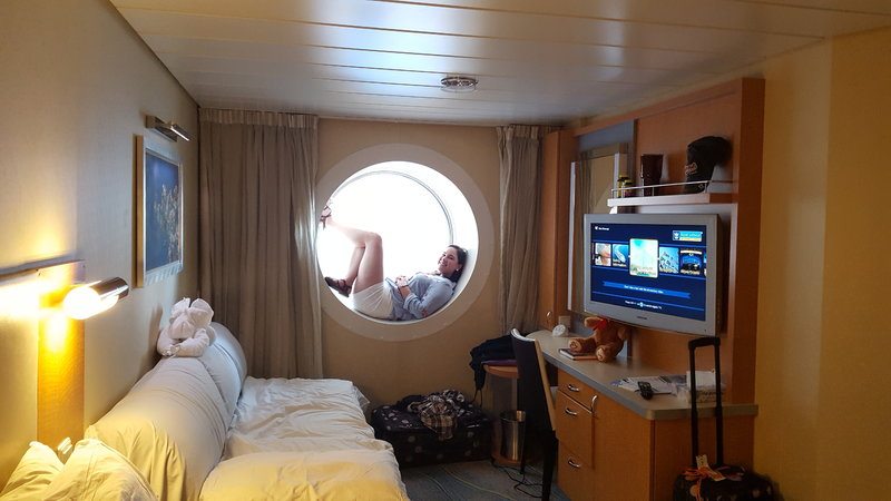 boardwalk view stateroom  cabin category vb  oasis of the seas
