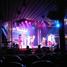 Orpheum Theater on Enchantment of the Seas