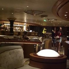 Jazz Lounge on Voyager of the Seas
