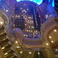Centrum on Voyager of the Seas