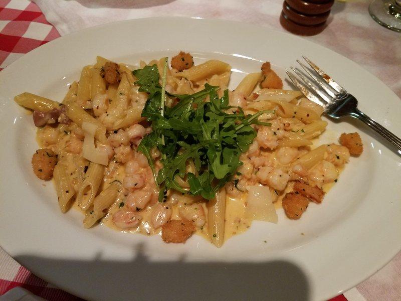 Carnival Breeze, Dining, Cucina Del Capitano