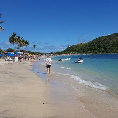 SpiceMill beach area