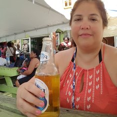 Drink the beer, see the mountain--Piton