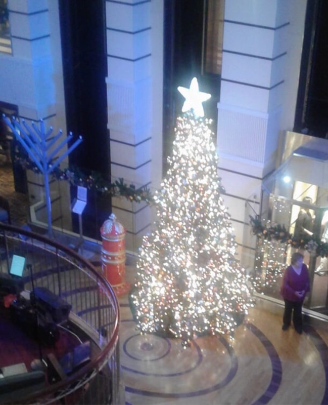 Christmas on the Breeze - Carnival Breeze