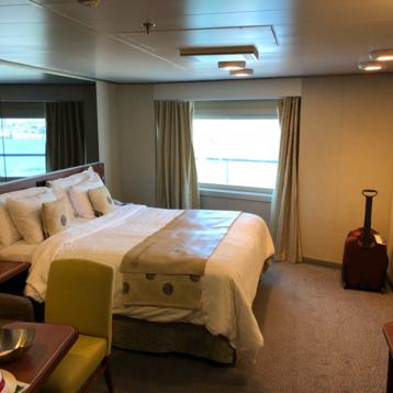 Large Oceanview Spa Stateroom on Eurodam