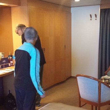 Large Oceanview Spa Stateroom on Rotterdam