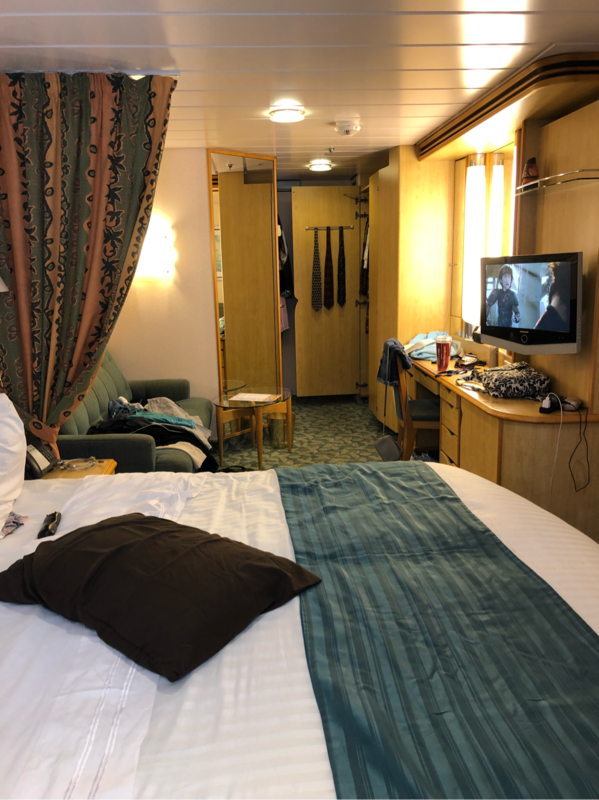 Balcony cabin 8590 on freedom of the seas category e1 for Liberty of the seas best cabins