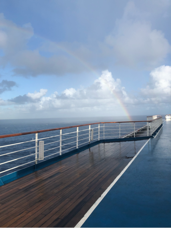 Rainbow! - Carnival Conquest
