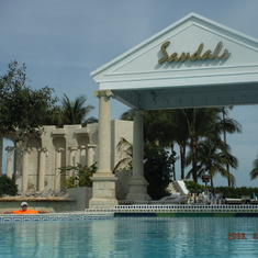 Sandals Nassau