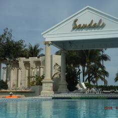 Nassau, Bahamas - Sandals Nassau