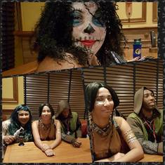 Family Halloween Fun at Red Frog Pub