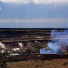 Volcano on Big Island