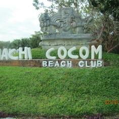 Nachi Cocom - Cozumel, Mexico