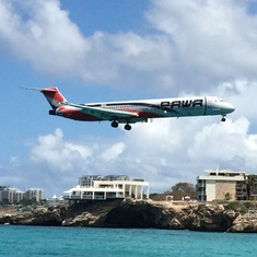 Philipsburg, St. Maarten - Princess Juliana