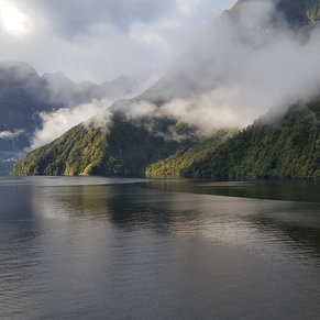 Beautiful Fjordland National Park