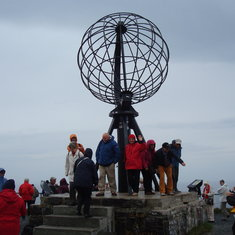 North Cape, the Northernmost Point of Europe