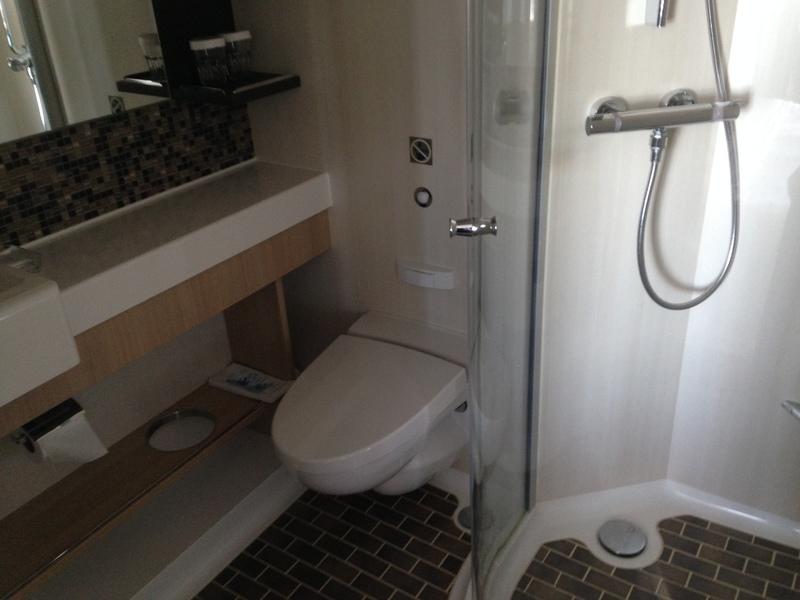 Cruise Cabin Bathroom #12704 - Quantum of the Seas