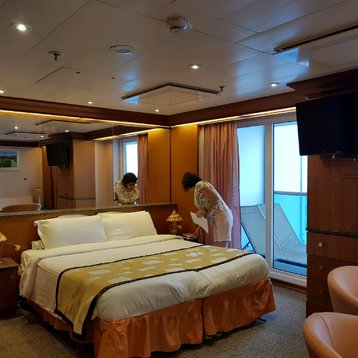 Grand Suite on Costa Mediterranea
