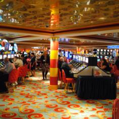 Casino on Norwegian Pearl