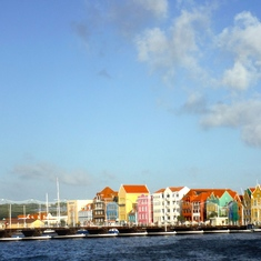 Willemstad, Curacao - C = Curacao
