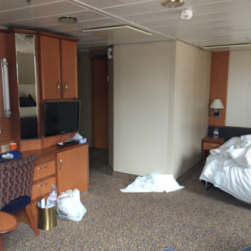Family Oceanview Stateroom on Radiance of the Seas