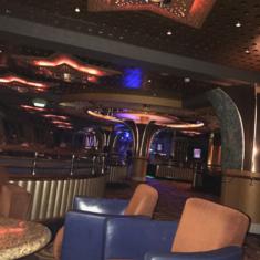 Skywalkers Nightclub on Crown Princess