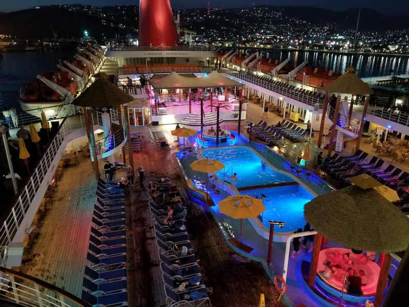 Photo Of Carnival Inspiration Cruise On Jan 08, 2018