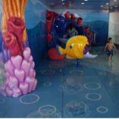 Nemo''s Reef on Disney Fantasy
