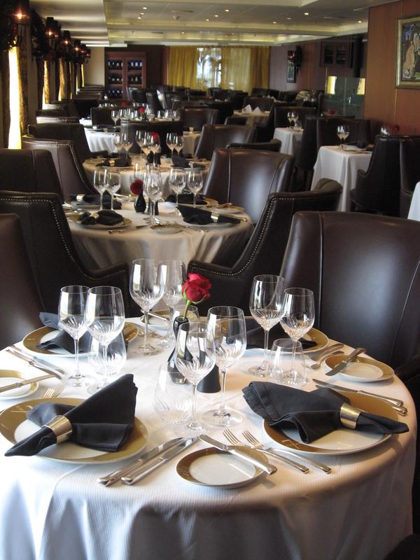 Prime 7--Excellent cuisine - Seven Seas Navigator