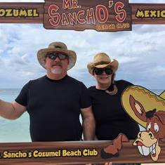 Mr. Sanchos In Cozumel