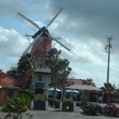 Aruba Windmill