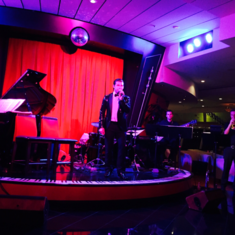 Jazz Club on Independence of the Seas