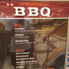Ol' Fashioned BBQ