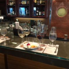 Vintages on Oasis of the Seas