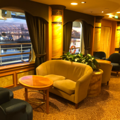 Promenade Lounge And Bar on Star Princess