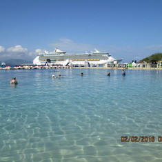 In Labadee