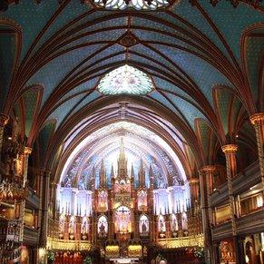 Norte Dame - Montreal