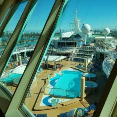 Viking Crown Lounge on Navigator of the Seas