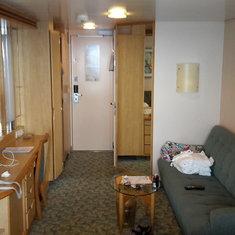 balacony cabin 6684
