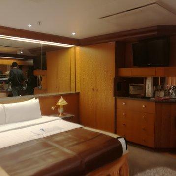 Panorama Suite on Costa Mediterranea