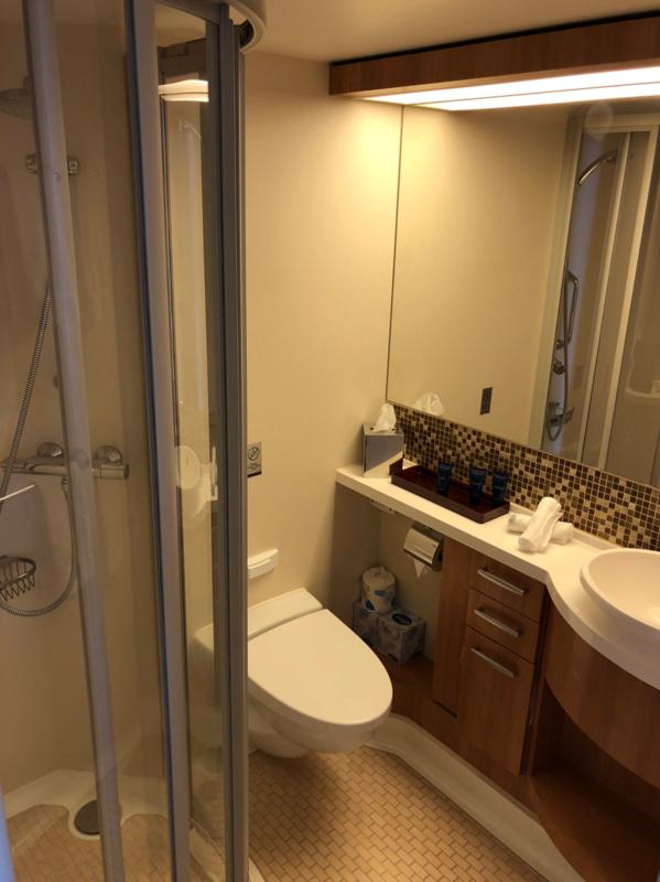 NCL Spirit Cabin #6035 - Cabin Selection Tips - Cruise ...